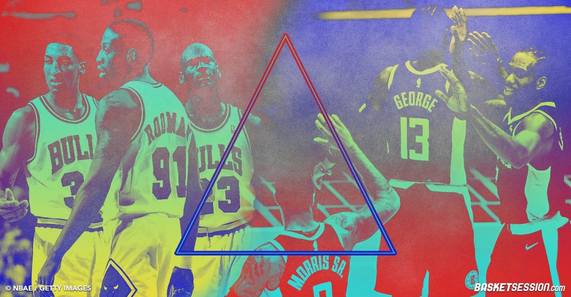 Quand les Clippers s'inspirent des Bulls de Jordan pour dominer la NBA