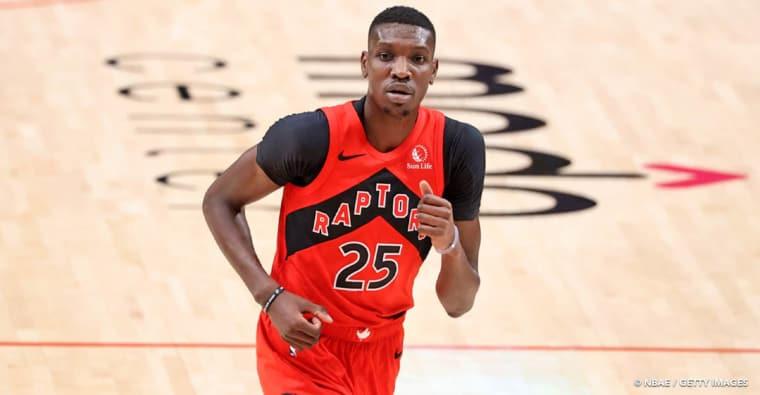 Les Raptors ont vraiment cru au coup de grâce avec Chris Boucher