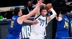 Luka Doncic critique la NBA pour son changement de format