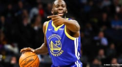Le grand moment de coaching et de leadership de Draymond Green avec James Wiseman