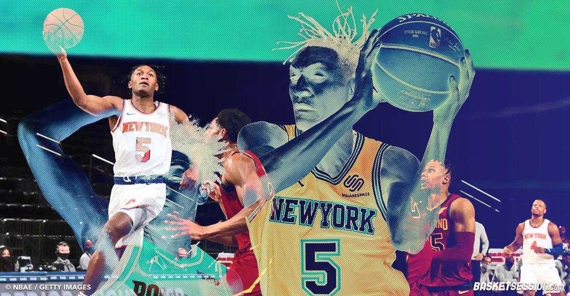 Immanuel Quickley, quelle superbe pioche pour les Knicks !