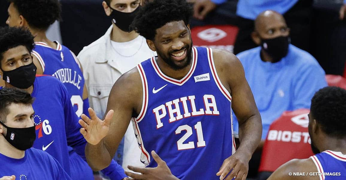 CQFR : Joel Embiid et Jamal Murray claquent 50 points, le Jazz tombe face aux Clippers