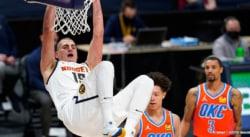 Si Nikola Jokic est élu MVP, il deviendra une anomalie de l'histoire
