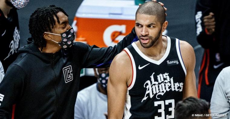 «QI basket dingue», «joueur énorme», Nicolas Batum a mis tout le monde dans sa poche chez les Clippers