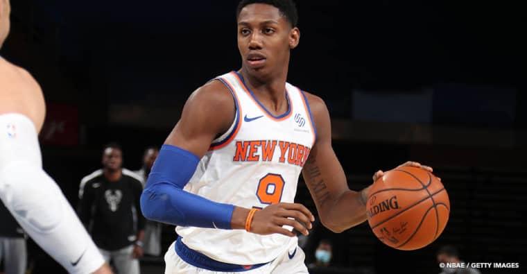 RJ Barrett a fait de sa plus grosse lacune son meilleur atout, les Knicks ont un super n°2