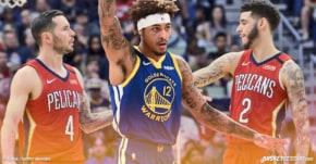 Un trade en préparation entre les Pelicans et les Warriors ?