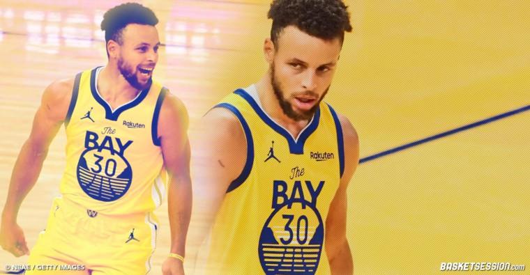 CQFR : Curry détrône Chamberlain, Embiid écrase Dallas
