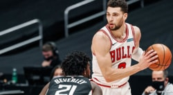 Zach LaVine, son message fort sur son avenir aux Bulls