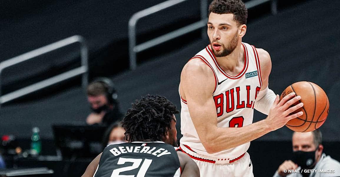 Zach LaVine, son déclic pour passer un cap aux Bulls