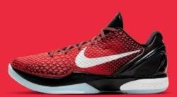 Nike annonce le retour de la Kobe 6 Protro All Star