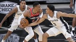 Les Wizards, enfin de retour en NBA… se prennent une dérouillée
