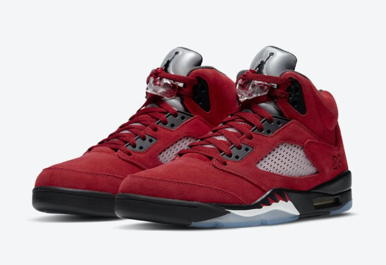 La Air Jordan 5 Raging Bull de retour en avril