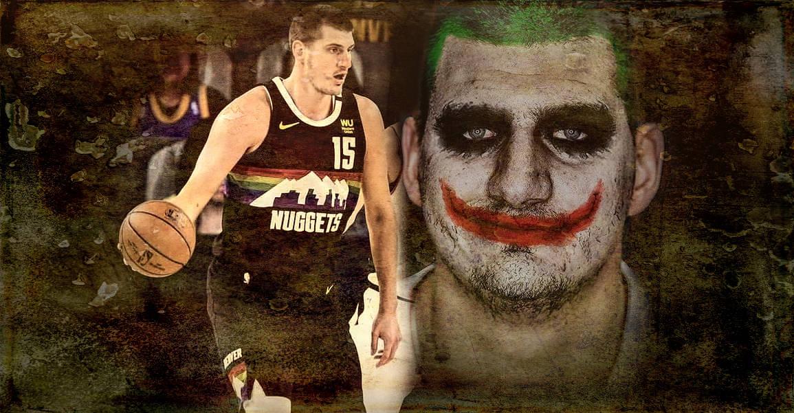 Nikola Jokic, il ne fallait pas agacer le Joker…