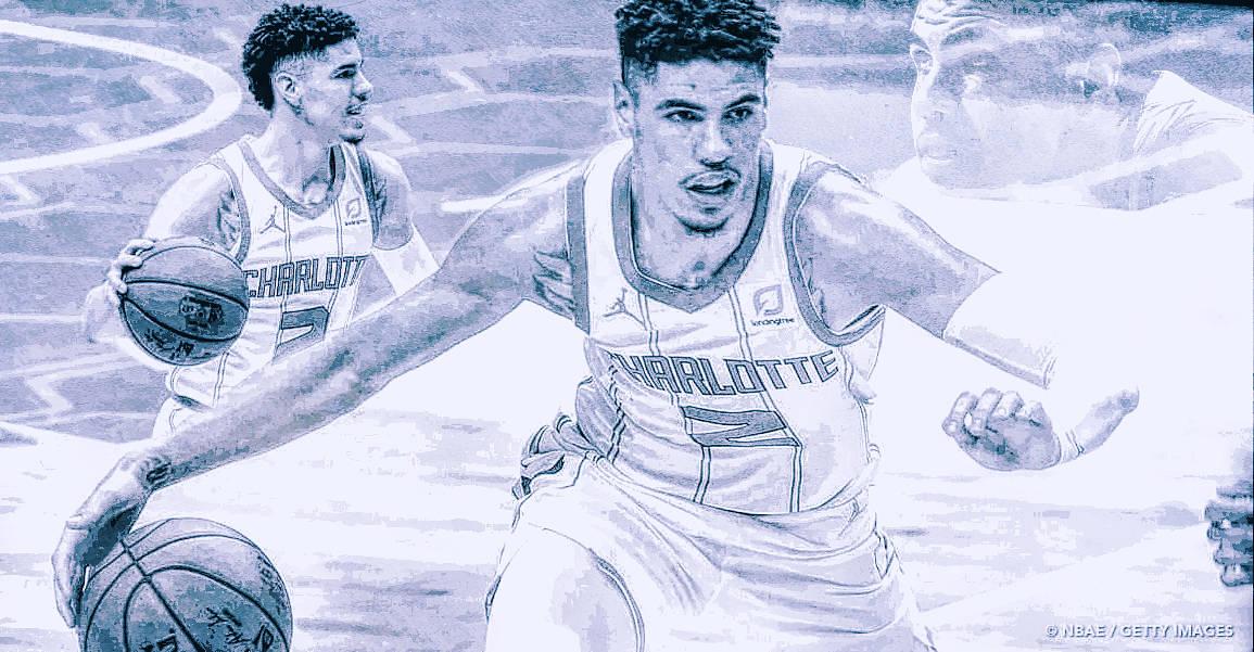 LaMelo Ball, déjà dans l'histoire de la NBA et ce n'est qu'un début…