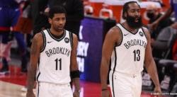 Kyrie Irving s'éloigne brièvement des Nets, James Harden peut activer le mode MVP
