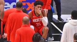 Christian Wood, le coup dur se confirme pour les Rockets…