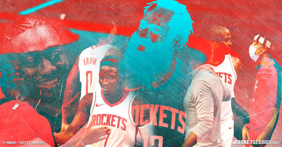 Les Rockets sans James Harden… ça gagne encore plus !