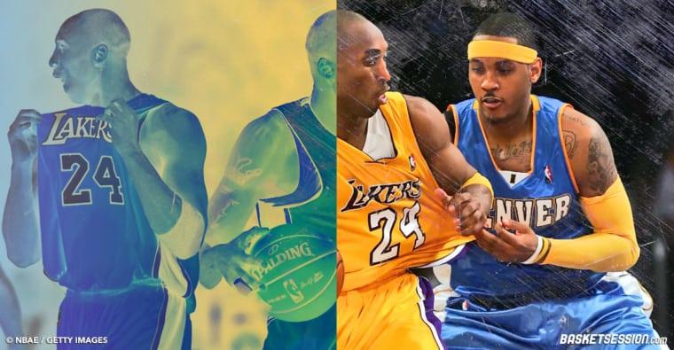 L'affront qui a poussé Kobe à toujours détruire Denver en playoffs