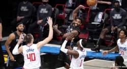 Kyrie Irving avait un message à faire passer contre les Clippers