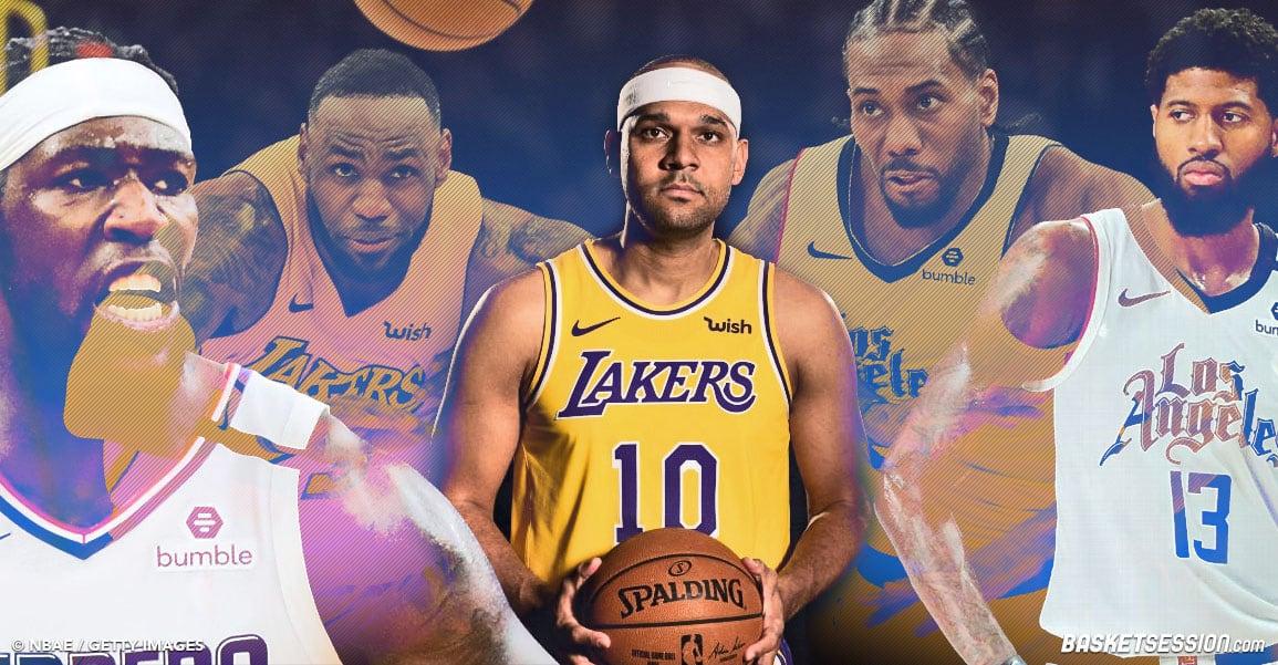 Jared Dudley fait des révélations sur le beef Lakers-Clippers