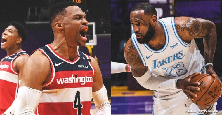 Erreurs et manque de lucidité, LeBron James s'est loupé, les Wizards ont kiffé