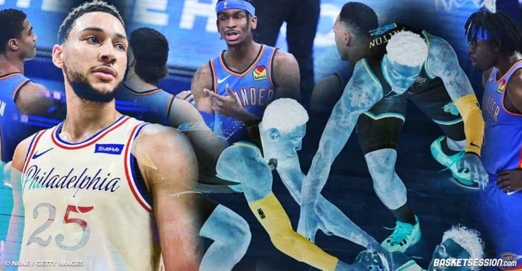 La surprise des Knicks, Simmons le DPOY, la force d'OKC : Les 5 enseignements de la semaine