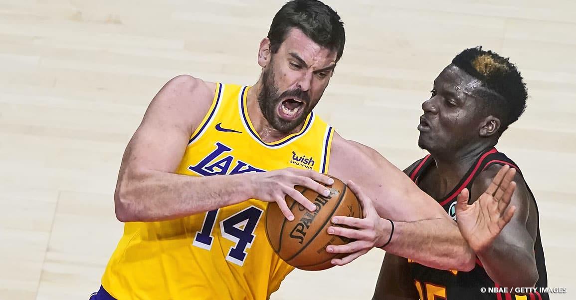 NBA MARC GASOL 0502