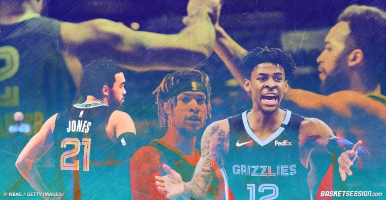 6 raisons pour lesquelles Memphis fait kiffer cette saison