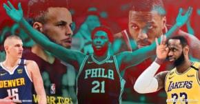 MVP Race – Vol. 2 : LeBron, Embiid, Jokic… Qui occupe le trône ?