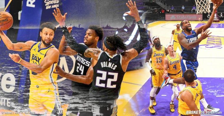 La Pacific Division, c'est la guerre : bienvenue dans le secteur le plus chaud de NBA !