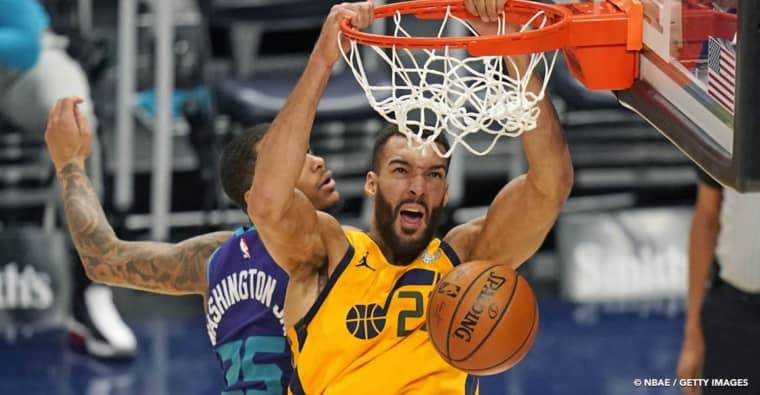 CQFR : Gobert en block party, Washington enfonce les Lakers