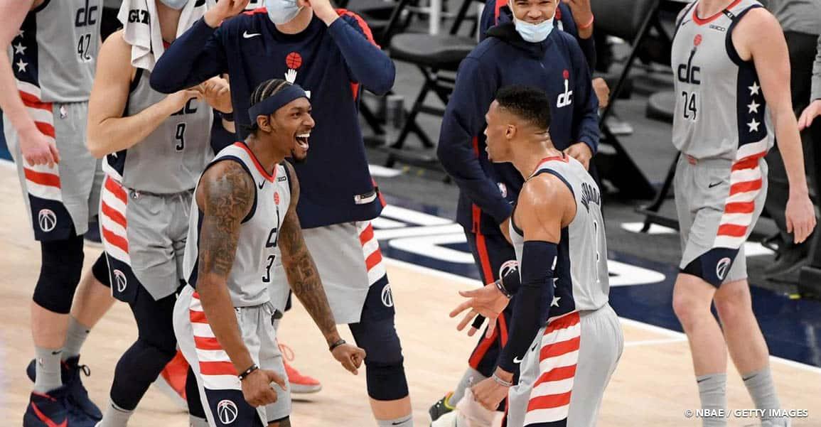 Quel hold-up des Wizards ! Fin de match dingue contre les Nets !