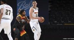 Les Nuggets voulaient que Nikola Jokic marque 50 points… mais il n'en avait rien à secouer