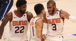 Chris Paul, le cerveau derrière le game-winner de Devin Booker