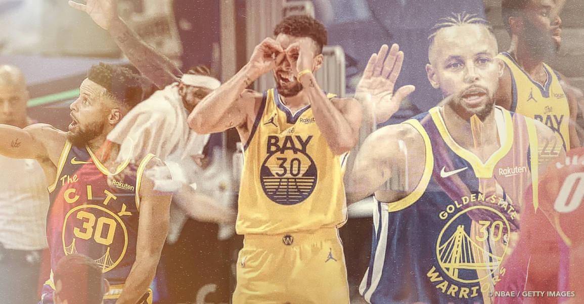 Stephen Curry, le rythme fou et l'insolence… d'un MVP !