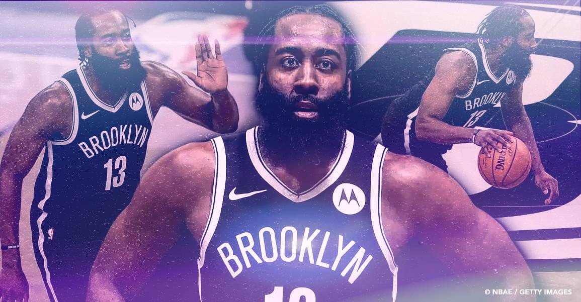 La métamorphose de James Harden : les Brooklyn Nets en ont fait un chef d'orchestre