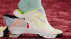 Nike lance les sneakers sans les mains