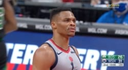 Le record de triple-doubles dont Russell Westbrook se passerait bien