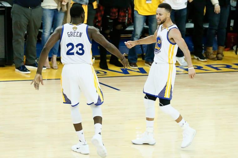 Draymond Green ne voudrait pas affronter… Stephen Curry en playoffs