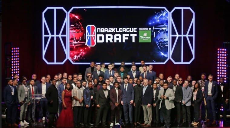 Trois français sur le pont pour la Draft de la NBA2K League