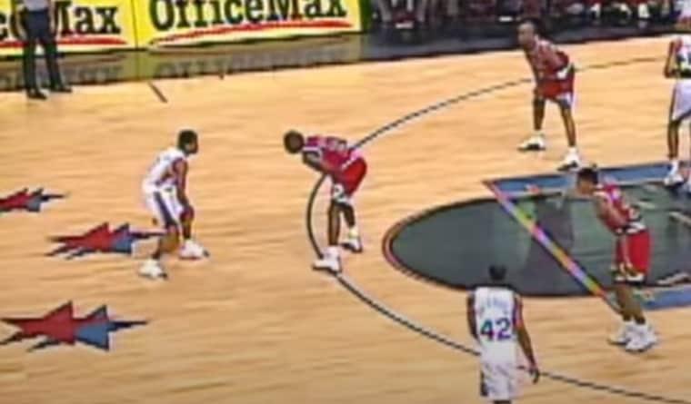 Allen Iverson : son cross culte sur Michael Jordan a 24 ans…