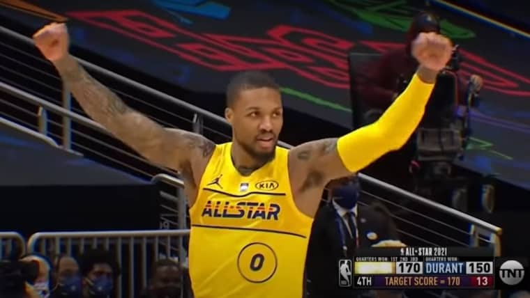 Damian Lillard et Stephen Curry auraient-ils dû être co-MVP?