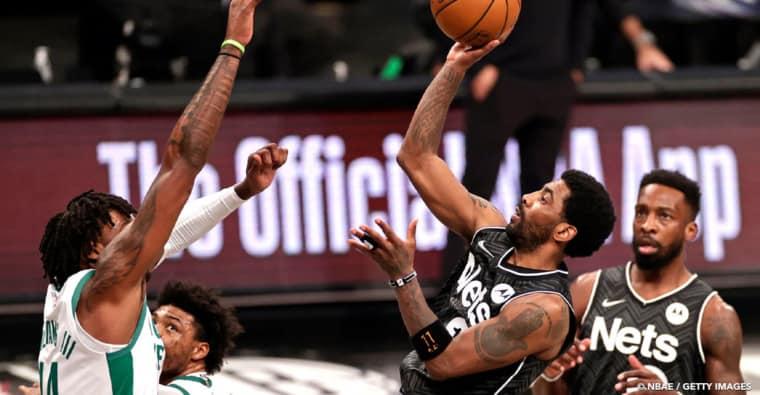 CQFR : Kyrie en colle 40 aux Celtics, Atlanta sauvé au buzzer