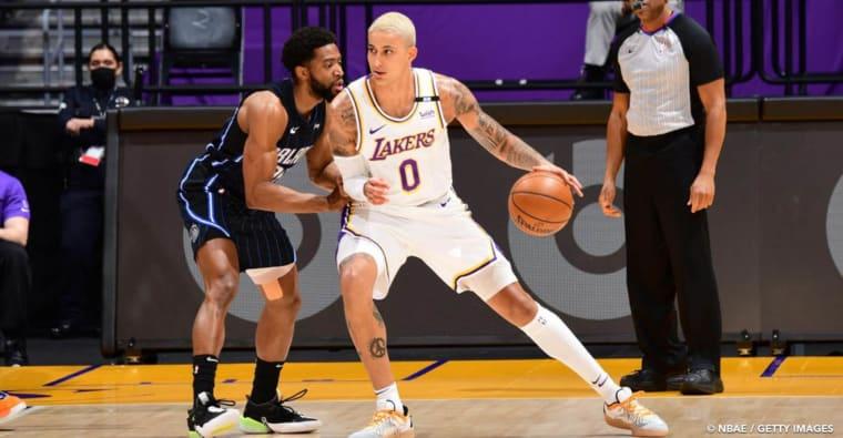 Kyle Kuzma, clap de fin de son aventure aux Lakers ?