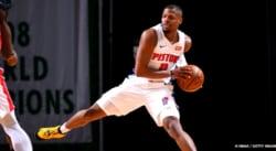 Les Pistons sont nuls mais ils sont dans l'Histoire quand même