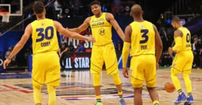 La Team LeBron gagne encore, Giannis MVP grâce à un perfect