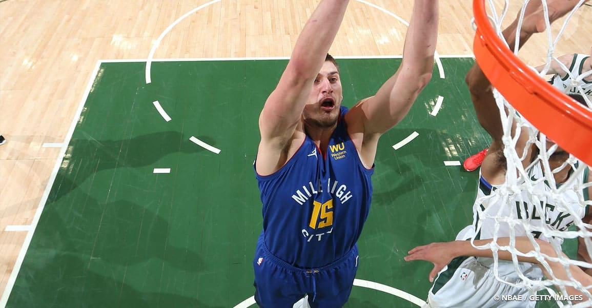 CQFR : Jokic domine Giannis, Phoenix fait replonger les Lakers