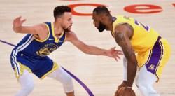 LeBron voudrait convaincre Steph Curry de rejoindre les Lakers, hum…