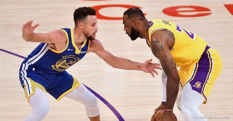 Qui est chaud pour un Lakers-Warriors au play-in ? La réponse de Stephen Curry en dit long