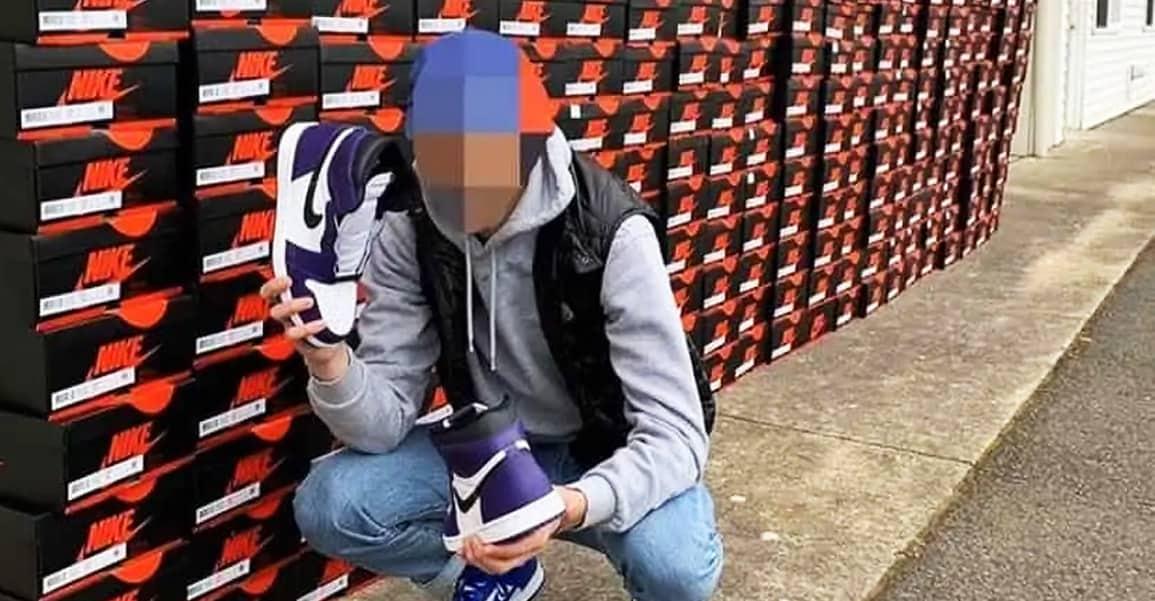 Scandale dans le monde de la sneaker  : La VP de Nike démissionne à cause… de son fils